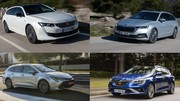 Quel break compact choisir entre les Octavia, 508, Mégane, Tipo et Corolla ?