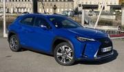 Essai Lexus UX300e : que vaut le premier modèle 100% électrique de Lexus?