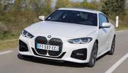 Essai BMW Coupé Série 4 2021
