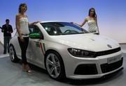 VW Scirocco R : Une étude très concrète
