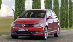 Volkswagen Golf Plus : Facelift
