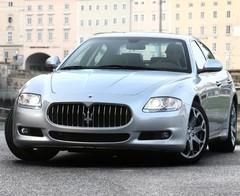 Maserati Quattroporte 4.7 S : En résistance !