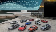 Lexus passe le cap du million de ventes en Europe