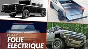 Déferlante de pick-up 100 % électriques : 10 modèles en approche