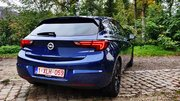 Essai Opel Astra 1.4 Turbo CVT : tout pour la conso