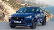 E-Pace hybride rechargeable, la première Jaguar avec un 3 cylindres