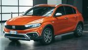 Fiat Tipo : restylage et nouvelle version rehaussée