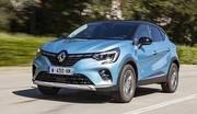 Essai Renault Captur E-Tech Plug-in : bien placé