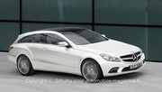 Mercedes CLS Shooting Brake : Le portrait craché du Concept Fascination