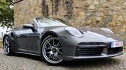 Essai Porsche 911 Turbo S Cabriolet : comme un tourbillon