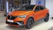 Renault Arkana (2021) : A bord du premier SUV-Coupé pour l'Europe