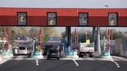Autoroutes : des péages gratuits pour les soignants