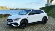 Essai Mercedes GLA 250e : que vaut le SUV compact hybride rechargeable de Mercedes ?