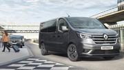 Renault Trafic restylé (2020) : L'utilitaire s'offre un lifting