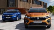 Dacia Sandero et Stepway (2020), les tarifs : toujours aussi attractifs