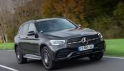Essai Mercedes GLC 300 de 4Matic : Le SUV diesel hybride rechargeable