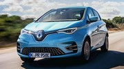 La Renault Zoé établit 2 records de vente en Allemagne
