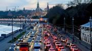 Russie : le parc automobile doit réduire son CO2