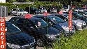 Automobile : les Français entre guimbardes et occasions neuves