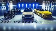 Toutes les Bentley seront hybrides ou électriques d'ici 2026