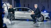 Bentley va abandonner l'essence pour l'électrique d'ici 2030