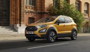 Ford EcoSport également en version Active