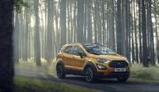 Ford EcoSport Active (2020) : fin de vie en mode baroudeur