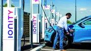 Recharge voitures électriques : qui peut utiliser le réseau Ionity en France ?