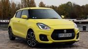 Essai Suzuki Swift Sport Hybrid (2020) : âge de raison