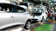 Le marché auto 2020 pourrait finir à 1,55 million de voitures, 60 000 emplois menacés
