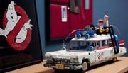 ECTO-1, plus de 2000 pièces LEGO pour la voiture des chasseurs de fantômes