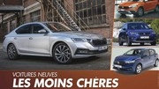 Citadines, SUV... Le top 3 des voitures neuves les moins chères