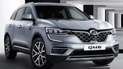 Renault Koleos (2021) : Un mini-restylage comme le Samsung QM6 ?