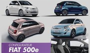 Fiat 500 (2020) : La gamme complète de la 500 électrique en détail