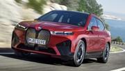 BMW iX : conduite autonome et grande autonomie
