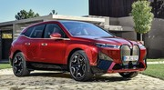 Voici le BMW iX (2020) : Un nouveau gros SUV électrique