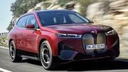 BMW iX électrique : La nouvelle génération