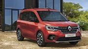 Renault renouvelle le Kangoo et l'Express