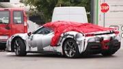 La Ferrari SF90 Stradale déjà aperçue en version Spider