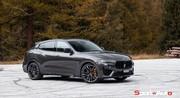 Essai Maserati Levante Trofeo