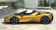 Ferrari présente la SF90 Spider