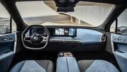 BMW iX : 600 kilomètres d'autonomie !
