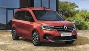Renault : les premières images du Kangoo 3
