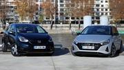 Hybride ou micro-hybride ? La Honda Jazz e:HEV affronte la Hyundai i20 Hybrid 48V