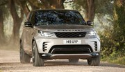 Land Rover Discovery (2021) : Léger restylage et micro-hybridation
