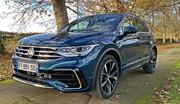 Essai Volkswagen Tiguan restylé (2020) : le roi gardera-t-il sa couronne ?