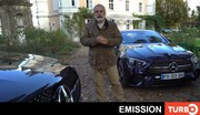 Emission Turbo : Mercedes, la gamme hybride rechargeable; Enyaq; 500e vs e-208; Mach-E