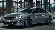 Peugeot 508 PSE (2020) : l'hybride sportive à partir de 67.100 euros