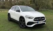 Essai Mercedes GLA 200 (2020) : un accès premium