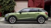 Audi SQ2 : Quels sont les changements pour 2021 ?